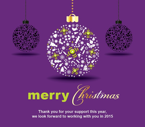 Merry Christmas from all the team at Abtrac, thank you for your support this year.