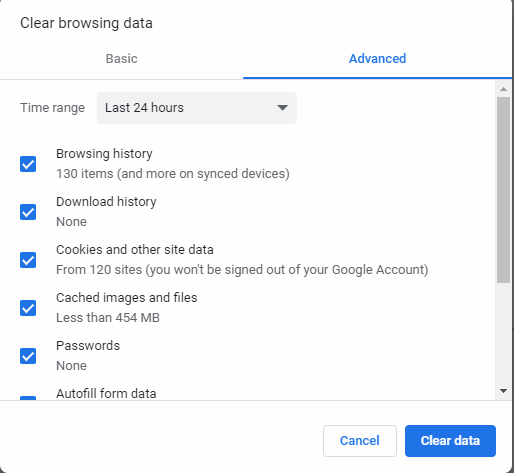 Clear_Chrome_Data